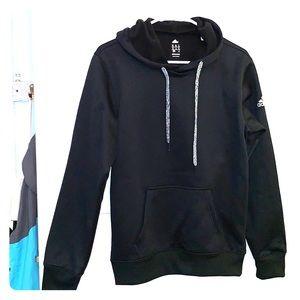Men's black Adidas sweatshirt